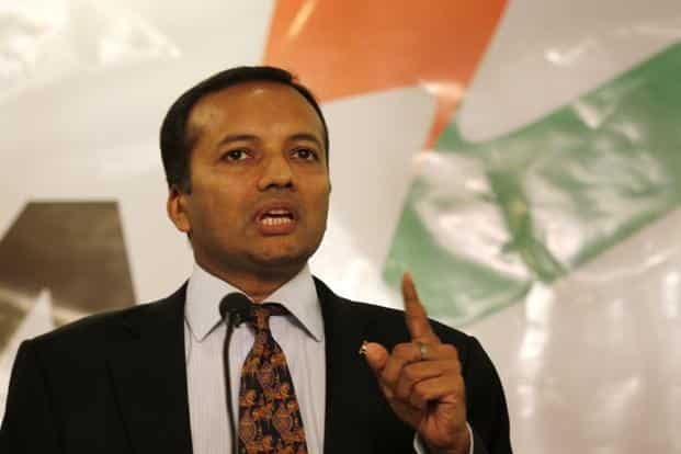 JSPL chairman Naveen Jindal said the firm will seek to sell about 30% of the Oman unit over two to three years, and this may partly be achieved through an initial public offer. Photo: Hindustan Times
