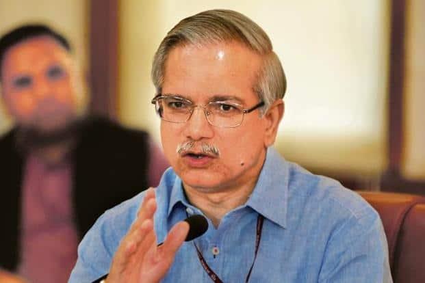 Rajiv Nayan Choubey, secretary in the civil aviation ministry. Photo: Ramesh Pathania/Mint