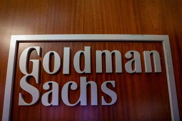 Goldman Sachs was planning to clear bitcoin futures for some clients as the new contracts were going live on exchanges when the cryptocurrency rocketed to a record high of $16,000 in December. Photo: Reuters