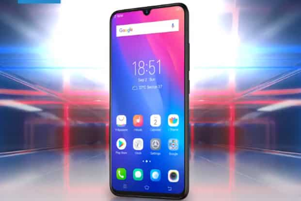 Vivo V11 Pro launched in India at ₹25,990: Offers