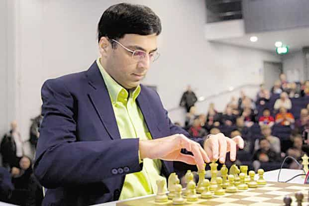 viswanathan anand pictures