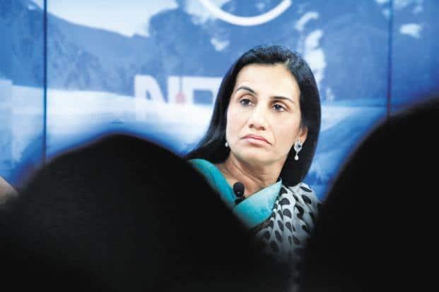 ICICI Bank CEO Chanda Kocchar. Photo: Reuters