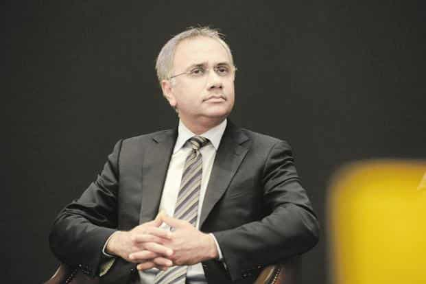 Infosys CEO Salil Parekh's approach of elevating in-house talent is seen quelling discontent and minimizing cultural risks. Photo: Mint