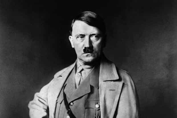 Historians consider Hitler one of history's most charismatic leaders who used campaigns and propaganda to devastating effect. Photo: AFP