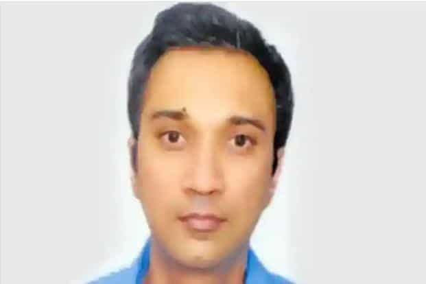 Siddharth Sanghvi, a vice-president of HDFC Bank, was killed on September 5 when he was about to board his car to drive home after work. Photo: HT