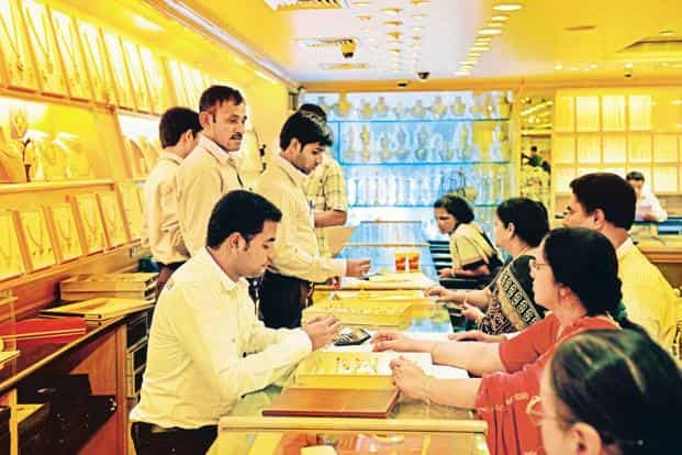 In Delhi, gold prices of 99.9% and 99.5% purity climbed by Rs 180 each to Rs 31,600 and Rs 31,450 per 10 gram, respectively. Photo: Mint