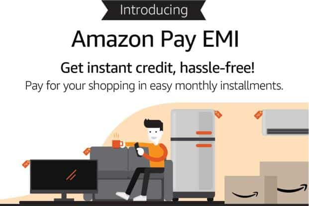 Here's how to use Amazon Pay cardless EMI
