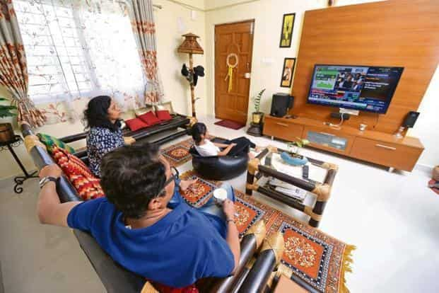 TV viewership in South India takes giant strides