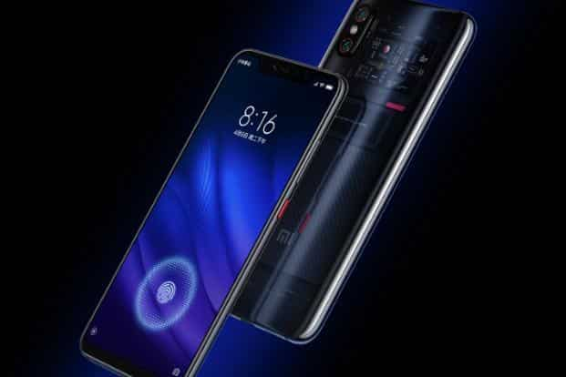 The Xiaomi Mi 8 Screen Fingerprint Edition is basically a variant of the Mi 8 Explorer launched earlier this year—swapping the fingerprint scanner at the back with the one under its AMOLED screen. Photo: Xiaomi China
