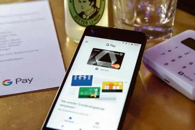 Google Pay's policy for sharing user data draw comparisons to that of WhatsApp payments servic, experts said. Photo: AFP