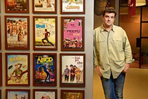 Siddharth Roy Kapur, founder and managing director, Roy Kapur Films (RKF), and president of the Producers' Guild of India.  Photo: Abhijit Bhatlekar/Mint