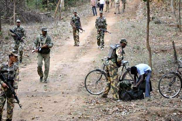 The Andhra Pradesh-Odisha border region is being seen by Maoists as a safe corridor between the Dandakaranya region in Chhattisgarh (areas such as Sukma and Dantewada) and the forests of Jharkhand. File photo: AP