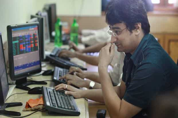 The BSE Sensex crashed as much as 1,500 points on Friday. Photo: HT