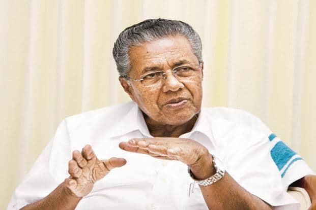 Kerala chief minister Pinarayi Vijayan. File Photo: Ramesh Pathania/Mint