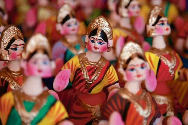 The traditionally preserved techniques of painting and doll-making in Thanjavur have earned GI tags. Photo:  iStock