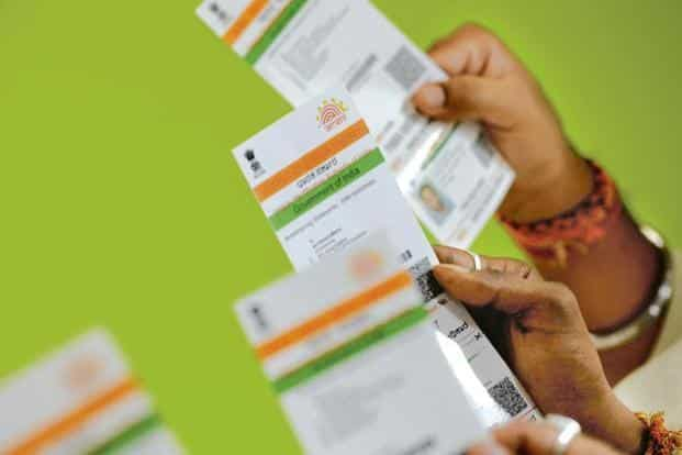 The SC had held that allowing the private sector to access biometric, demographic information was tantamount to enabling their commercial exploitation of this information. Photo: Mint
