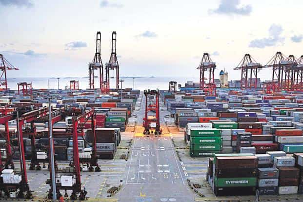 The WTO, IMF and World Bank jointly called for new rules to address the expanding role of electronic commerce along with investment and services trade in the 21st century. Photo: Bloomberg