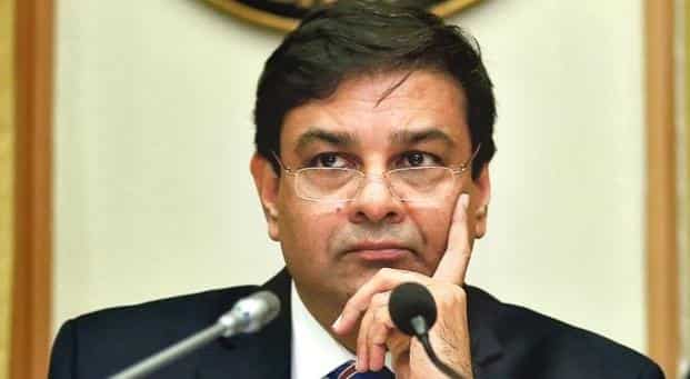 A file photo of RBI governor Urjit Patel. Photo: Reuters