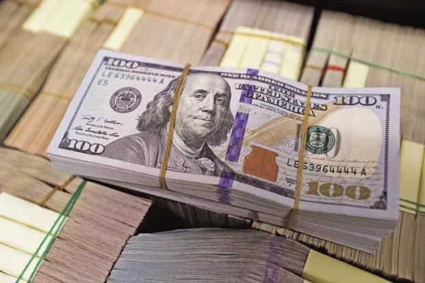 The Ru Hit A Fresh Record Low Of 73 42 Against Us Dollar Today Photo