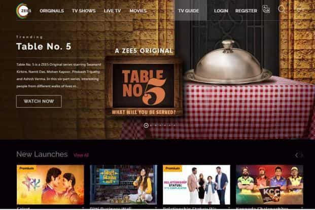ZEE5 goes global, launches in 190 countries