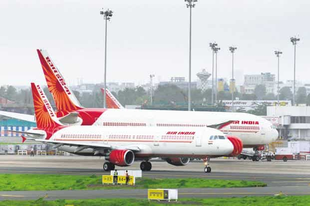 Air India has a net debt of about ₹ 55,000 crore, including ₹ 21,000-22,000 crore of aircraft debt, which it plans to repay fully by 2021. Photo: Abhijit Bhatlekar/Mint