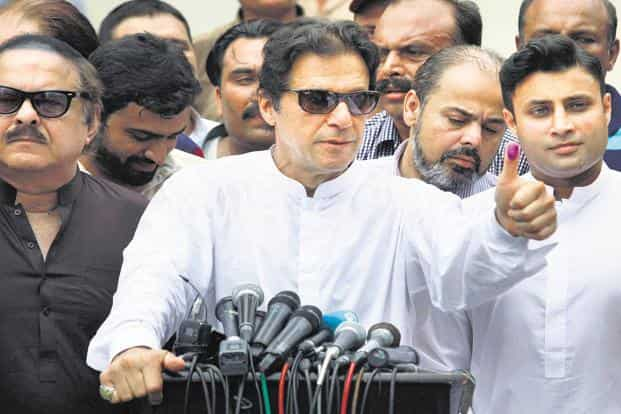 Prime Minister Imran Khan, who came to power after July elections, is under pressure to generate external funding as the country faces the latest in a long line of financial blowouts. Photo: AP