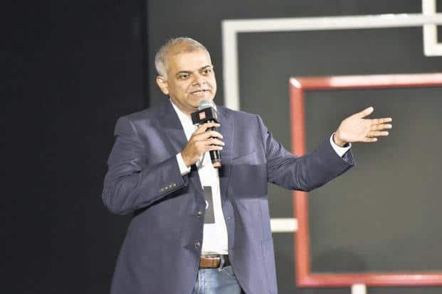 Amazon vice president Manish Tiwary. Photo: HT