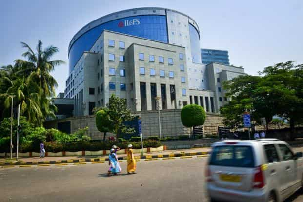 Interest rates have shot up and the cash shortage has worsened after defaults by Infrastructure Leasing & Financial Services Ltd. Photo: Mint