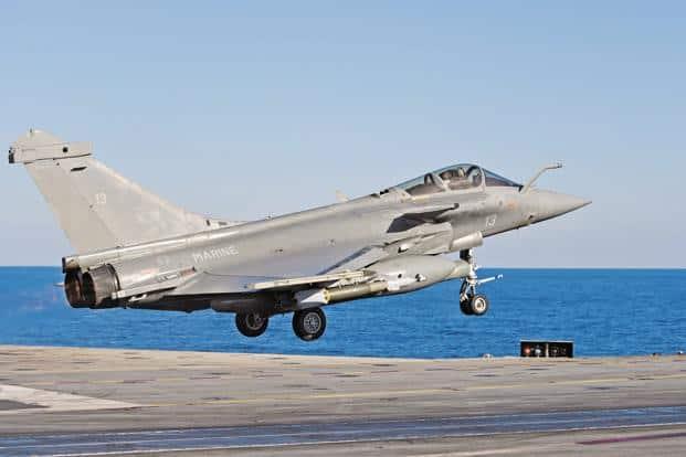 Reliance Infrastructure has a 51:49 joint venture with Rafale-maker Dassault, called Dassault Reliance Aerospace Ltd. Photo: Reuters