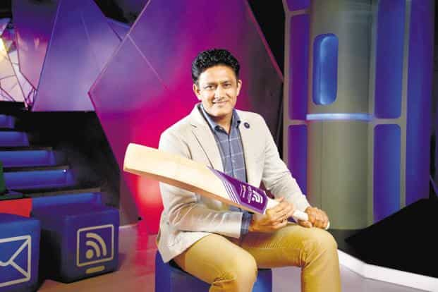 Anil Kumble's start-up Spektacom has already experimented with the concept in the Tamil Nadu Premier League. Photo: Abhijit Bhatlekar/Mint