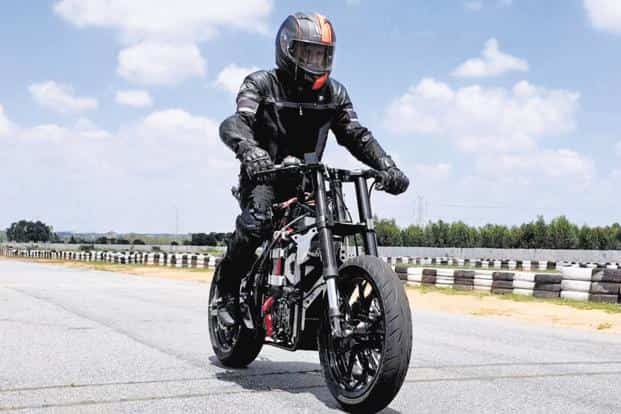 The Fastest 200cc Bike Is Here And It S Electric