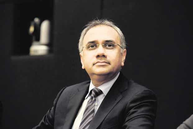 While CEO Salil Parekh is firmly in control of Infosys, the mood at the company is edgy. Photo: Mint