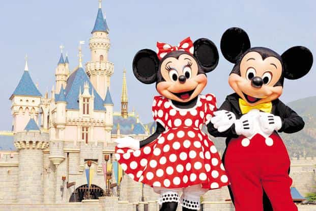 Mickey Mouse Turns 90 And Walt Disney Is Happy