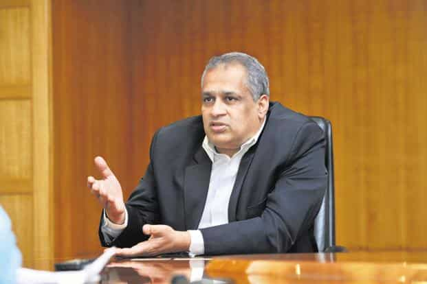 Hari Sankaran, former vice chairman and managing director of Infrastructure Leasing and Financial Services. Photo: S. Kumar/Mint