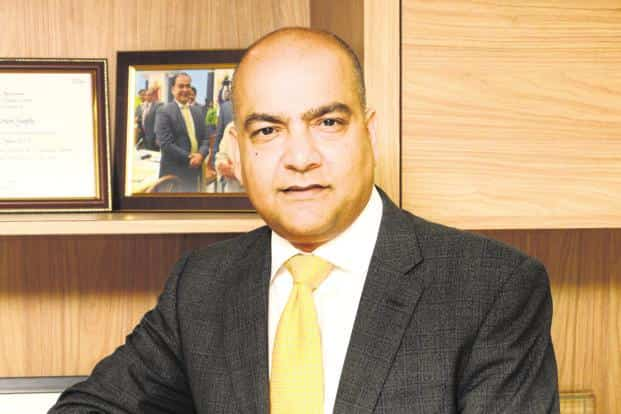 Vikram Gupta, founder and managing director of IvyCap Ventures. The angel fund will see IvyCap take more risky bets than its earlier funds. Photo: Ramesh Pathania/Mint