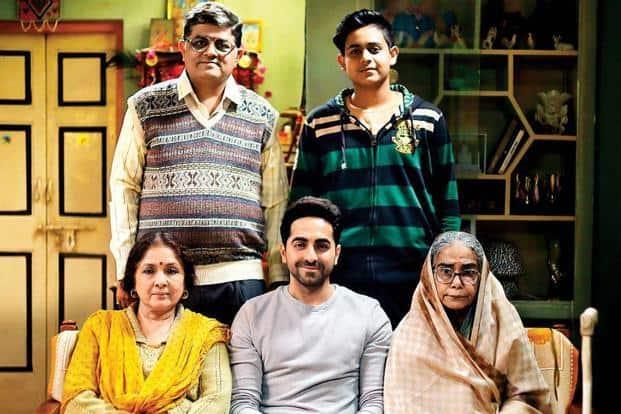 watch bollywood movie badhaai ho online free