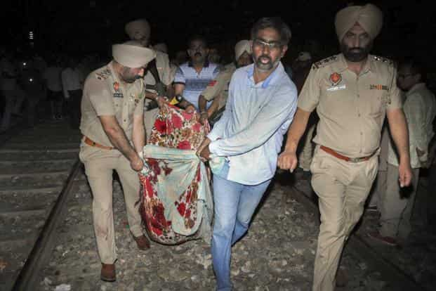Amritsar train accident: The blame game