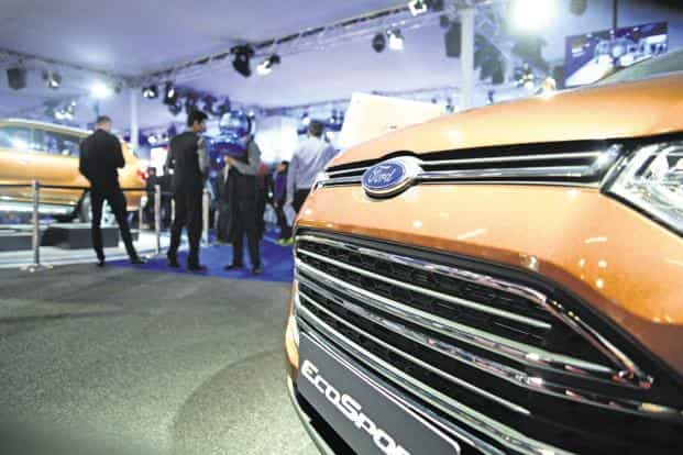 Ford Posts A Profit In India 20 Years After Driving In