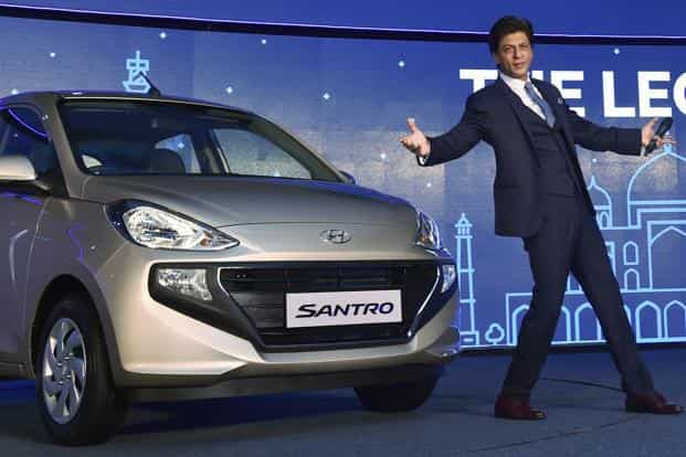 Hyundai Launches New Santro In India Prices Start 3 89 Lakh