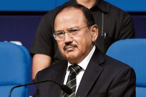Ajit Doval, national security advisor. Photo: Hindustan Times