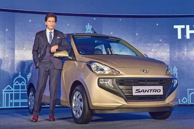 Hyundai Starts Promoting Santro Sans Shah Rukh Khan