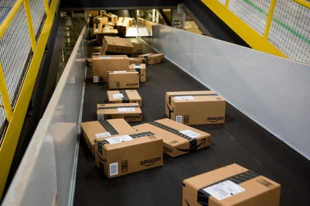 Amazon's total operating expenses increase 22 percent to $52.9 billion in the third quarter. Photo: Bloomberg