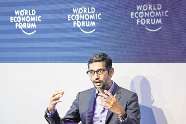 Google CEO Sundar Pichai. Photo: Reuters