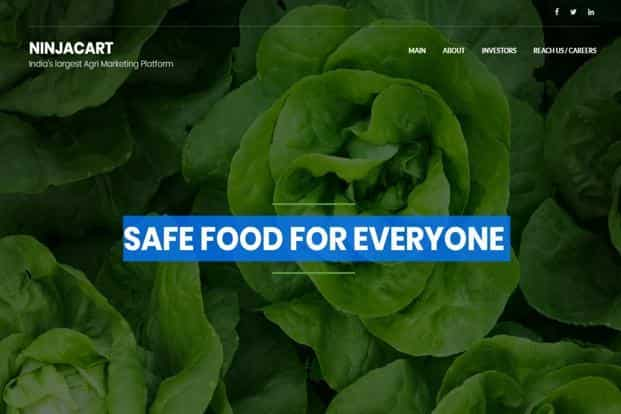 Agriculture startup NinjaCart connects farmers to end retailers such as grocery stores, supermarkets and restaurants that buy fruits and vegetables.