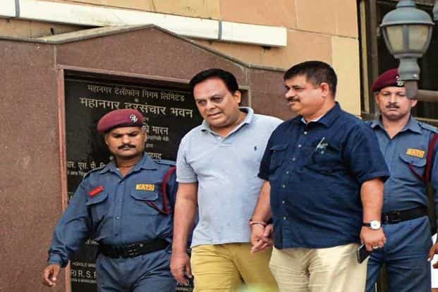 Meat exporter Moin Qureshi was accused in a ₹200 crore money laundering case in 2017. Photo: HT