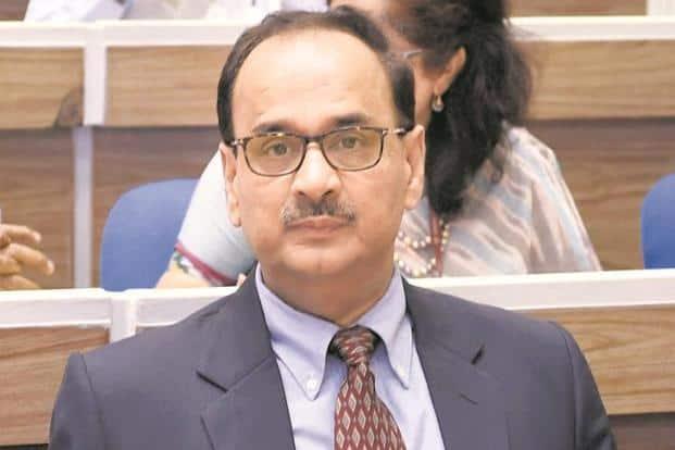 A file photo of CBI director Alok Verma. Photo: PTI