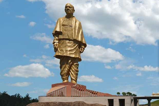 One of the biggest challenges for L&T was to ensure that the face of the Statue of Unity looks as close as possible to Sardar Patel's face.