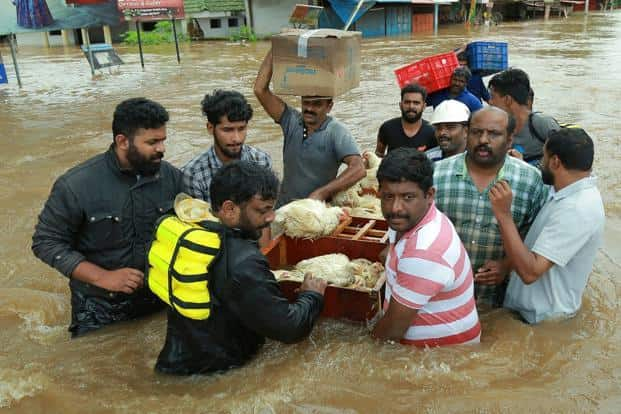 Repeated sea attacks, extreme weather patterns and sea erosion had turned about 6,000 houses critically vulnerable, as per the government. Photo: AFP