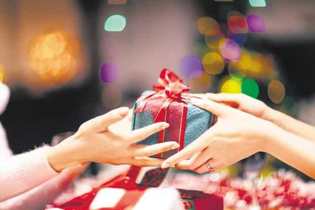 If the total value of gifts from friends, including those on Diwali, during a financial year is more than Rs 50,000, then it is counted as income from other sources and taxed according to your tax slab. Photo: iStock