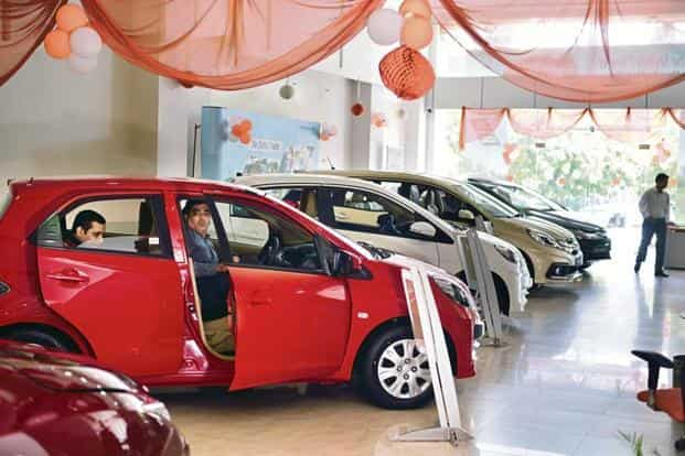 Inventory levels for passenger vehicles are at 35-40 days post Diwali, compared with 45-50 days a month ago. Photo: Pradeep Gaur/Mint